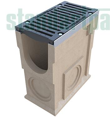 Полимербетонный пескоуловитель CompoMax Drive DN200